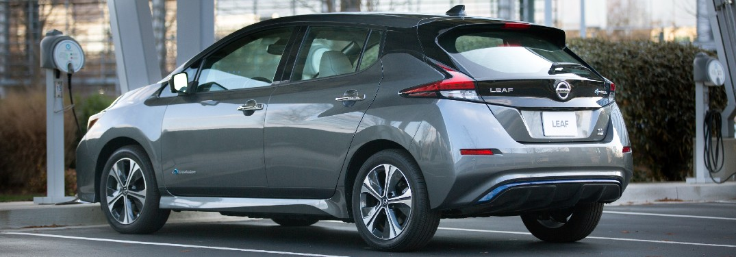 Pricing and trim level information on the 2021 Nissan LEAF