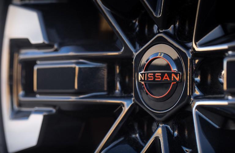 2022 Nissan Frontier wheel