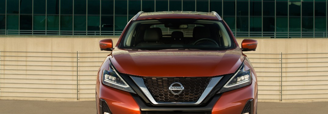 What are the interior dimensions of the 2021 Nissan Murano?