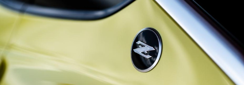 Nissan Z Proto badging