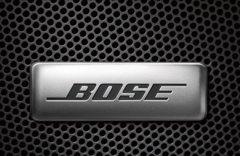2022 Nissan Pathfinder bose speakers
