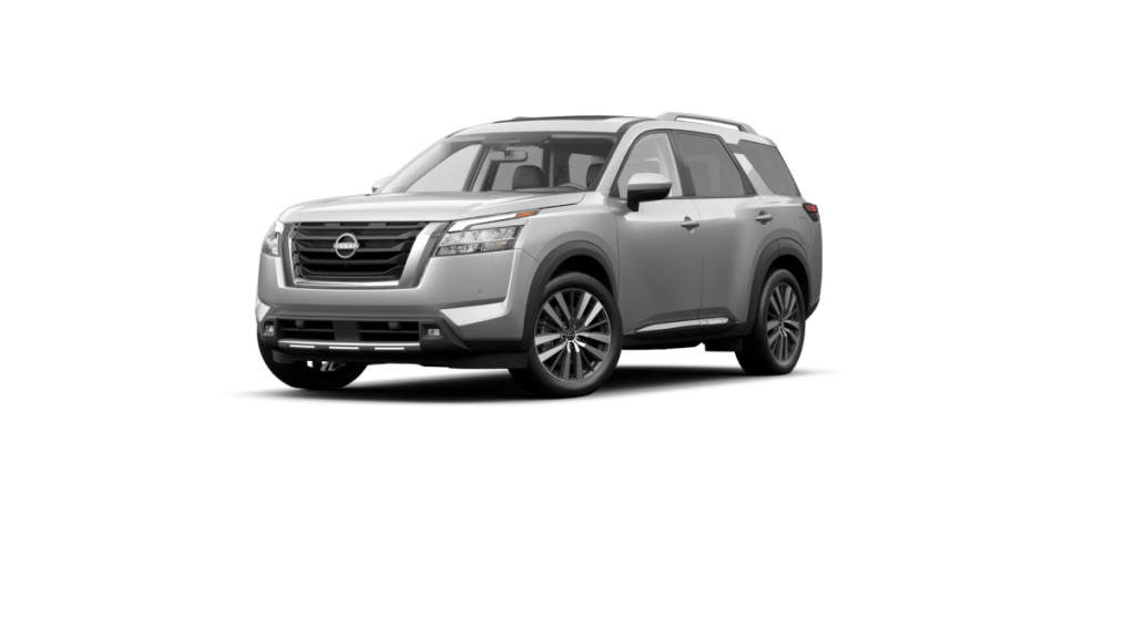 2022 Nissan Pathfinder Brilliant Silver Metallic