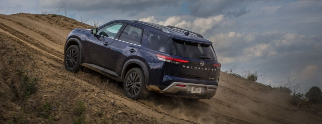 What Driver Assist and Safety Technologies Are Available on the 2022 Nissan Pathfinder?