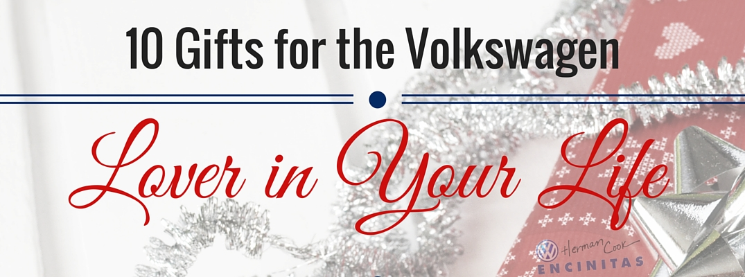 10 Gifts for the Volkswagen Lover in Your Life