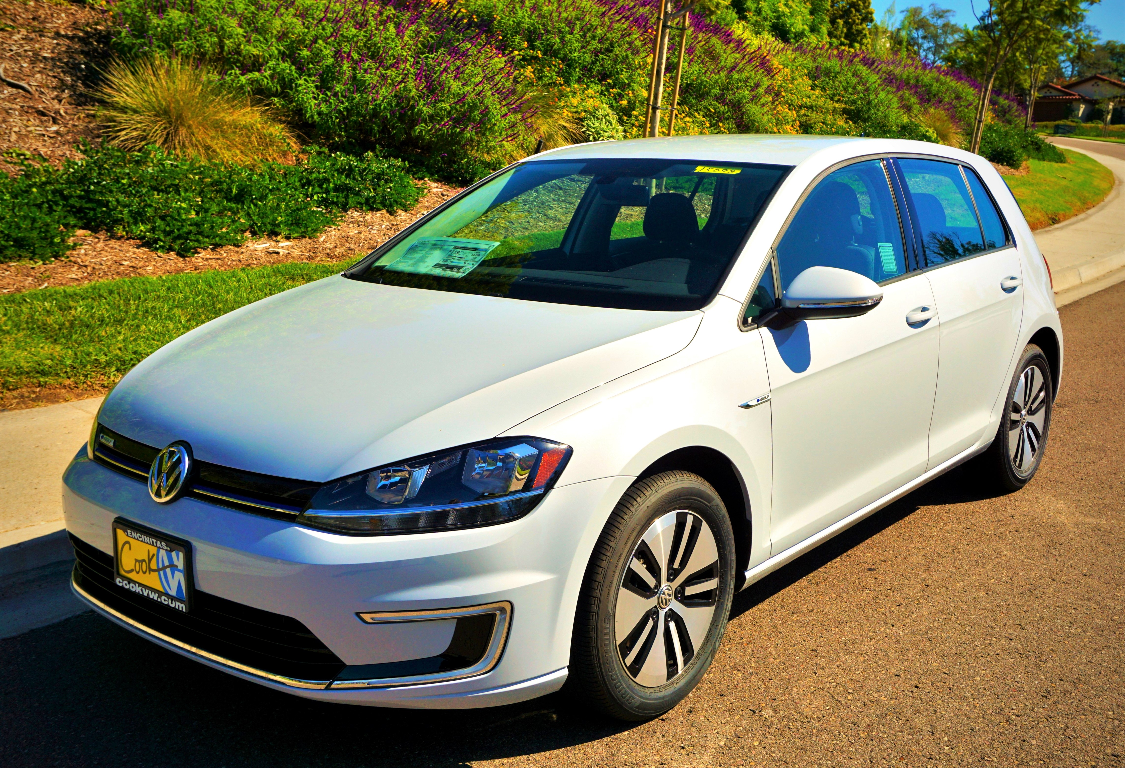 2017 e-Golf at Herman Cook VW