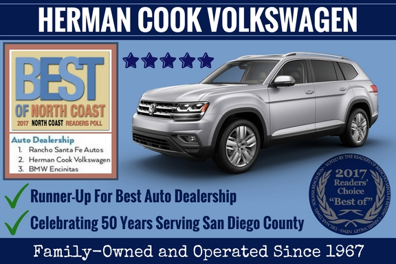Best Auto Dealership of North Coast Runner-Up 2017