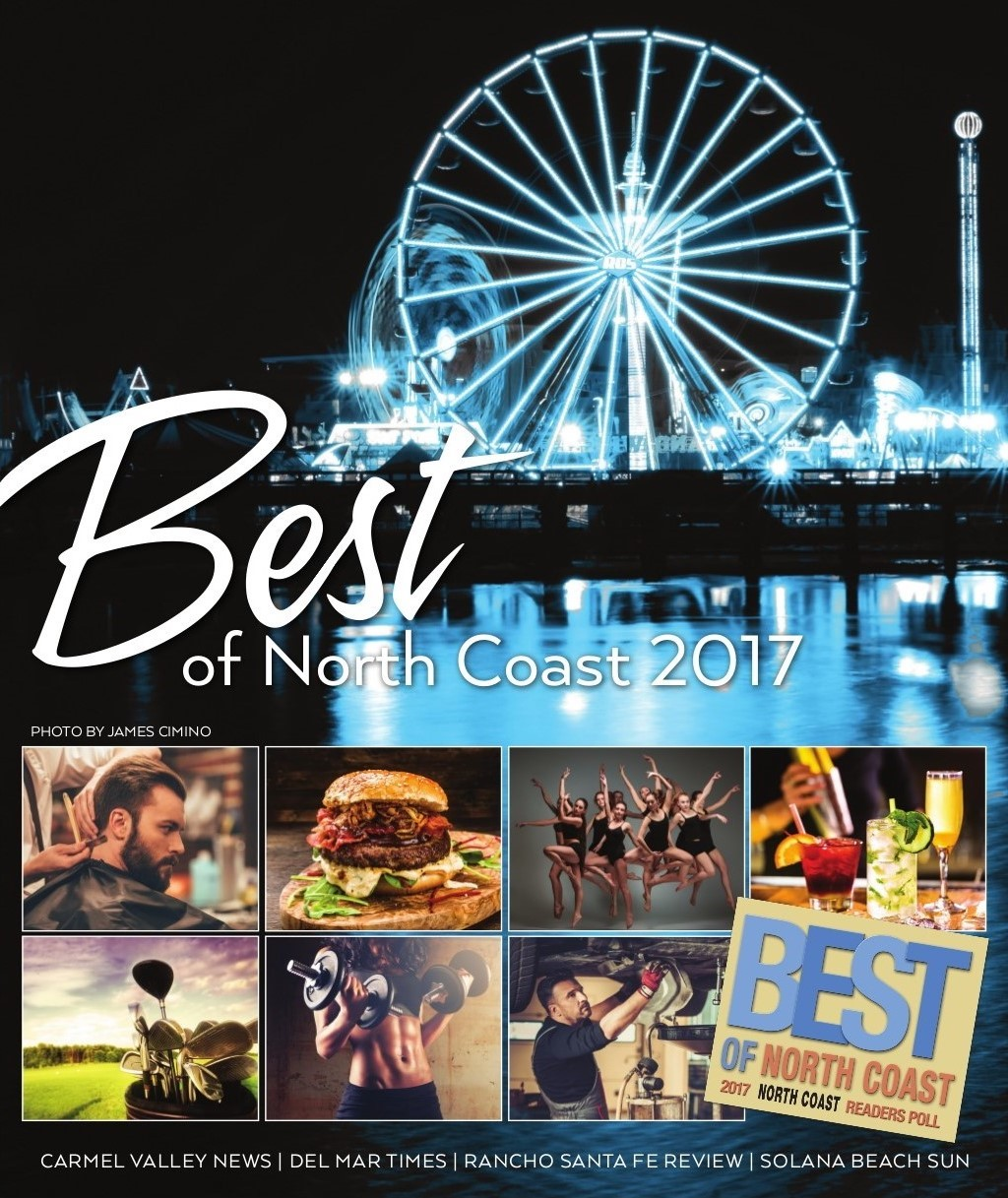 Best of North Coast 2017 Cover