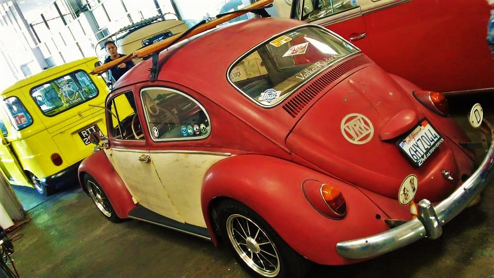 Herman Cook VW Vintage VW Christmas Cruise 2017