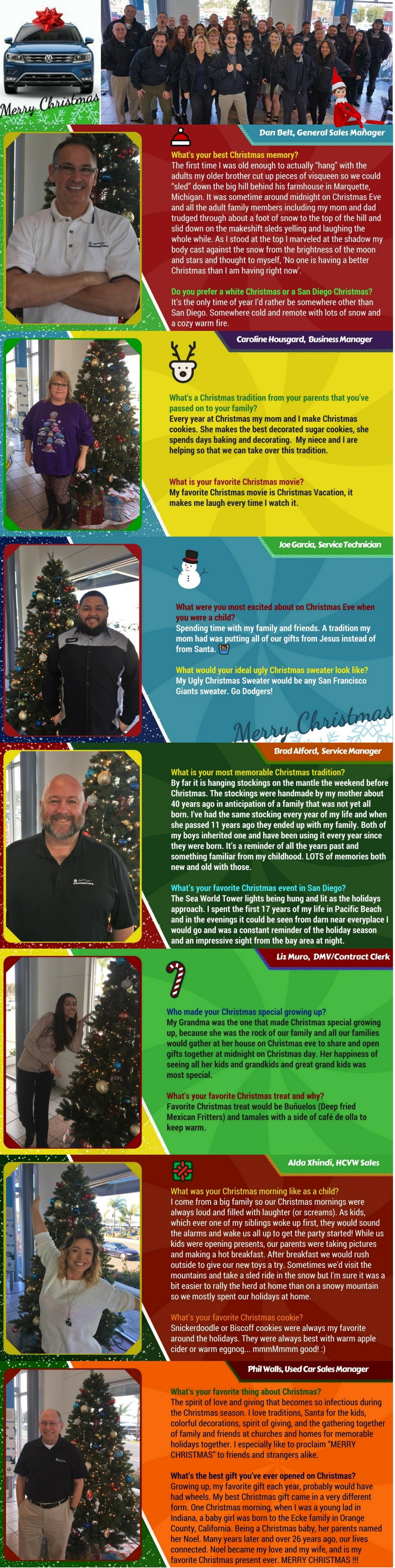 Christmas Cheer HCVW 2017
