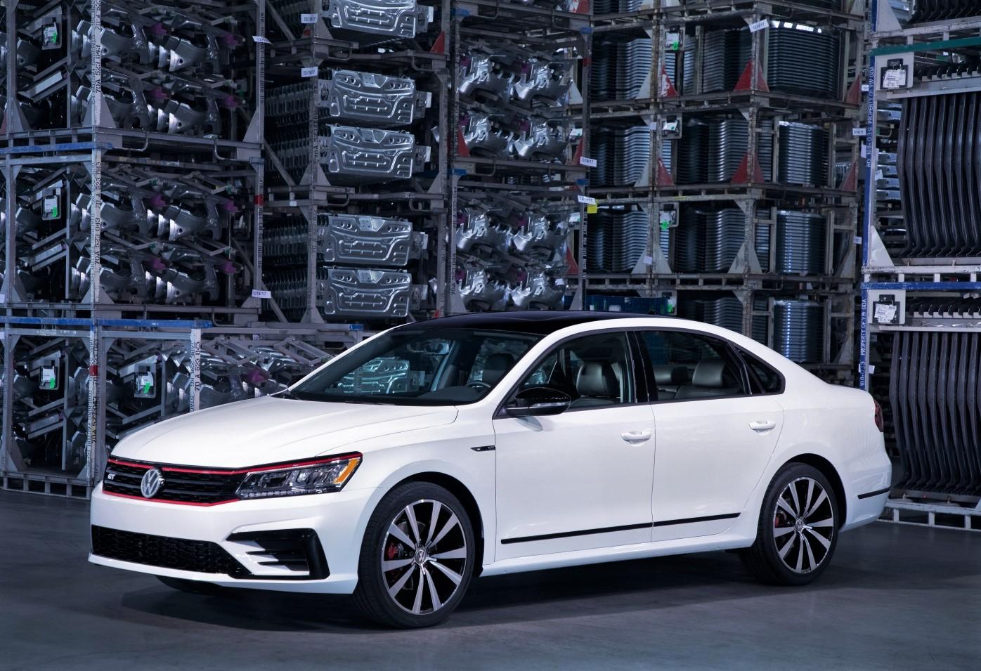 2018 Volkswagen Passast GT