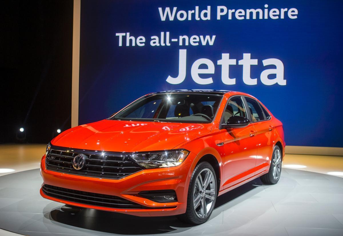 2019 Volkswagen Jetta World Premiere