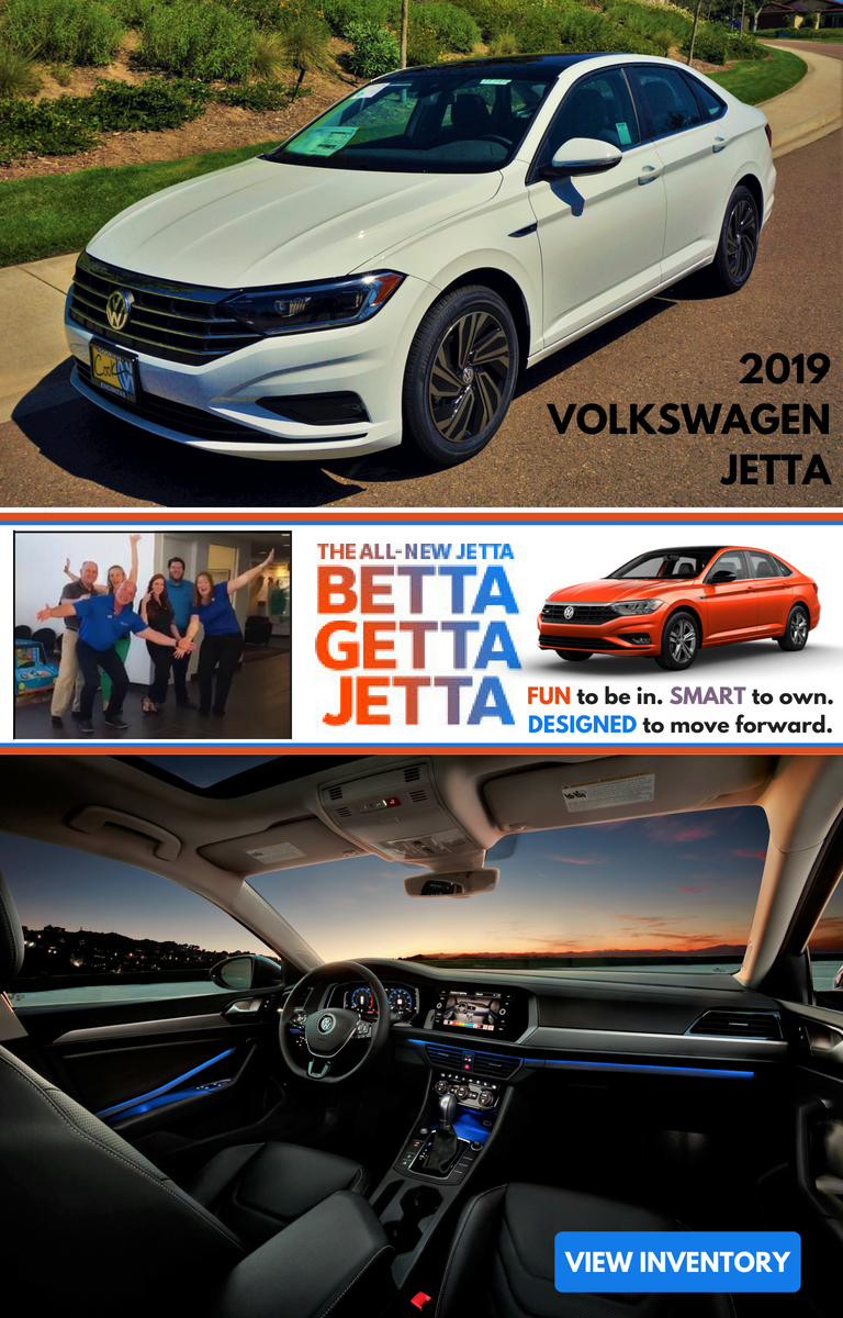 2019 Volkswagen Jetta Has Arrived at Herman Cook VW!