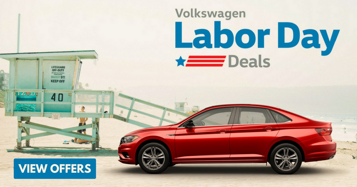 Volkswagen Labor Day Deals