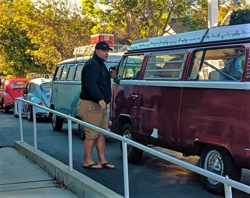 Lee Hedges, San Diego Air Cooled VW Group