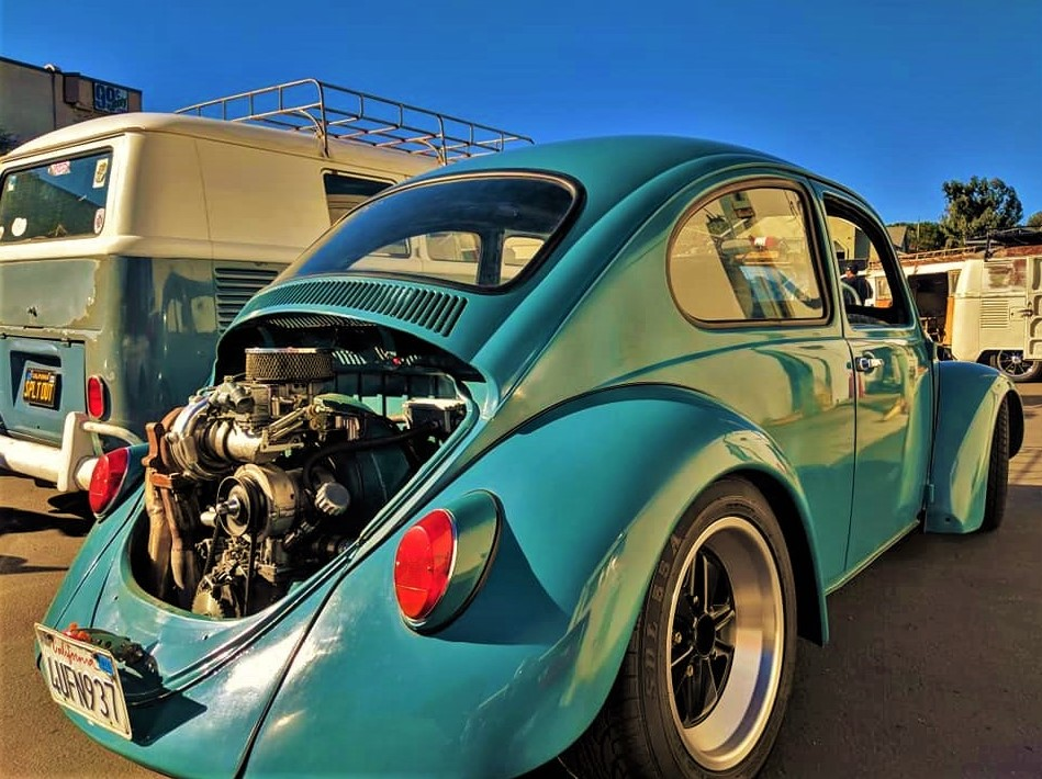 Herman Cook VW Vintage VW Christmas Cruise 2018