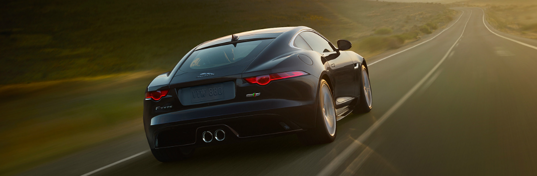 2016 Jaguar F-TYPE Engine Specs and Performance Features