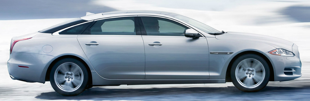 The 2016 Jaguar XJL Offers Thrilling Performance and Lavish Interior