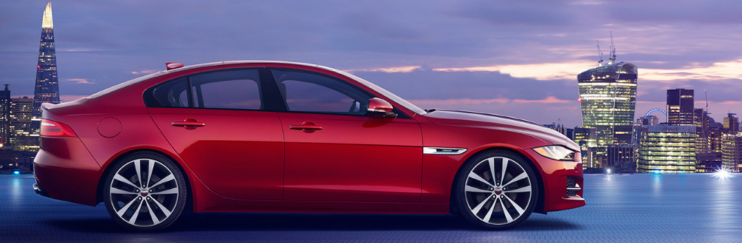 2017 Jaguar XE Technology Features and Release Date