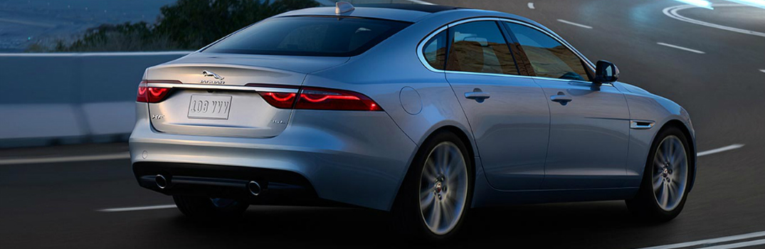 The Midsize 2017 Jaguar XF Offers Incredible Performance for All Trim Levels