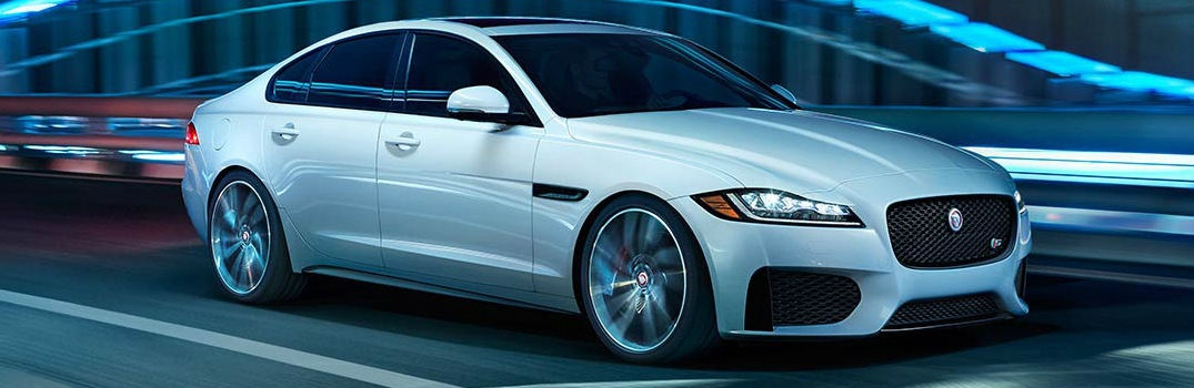 2017 Jaguar XF Delivers Impressive All-Weather Performance