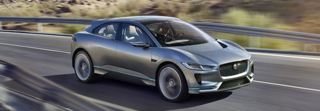 Jaguar I-PACE Features & Release Date of Production Version