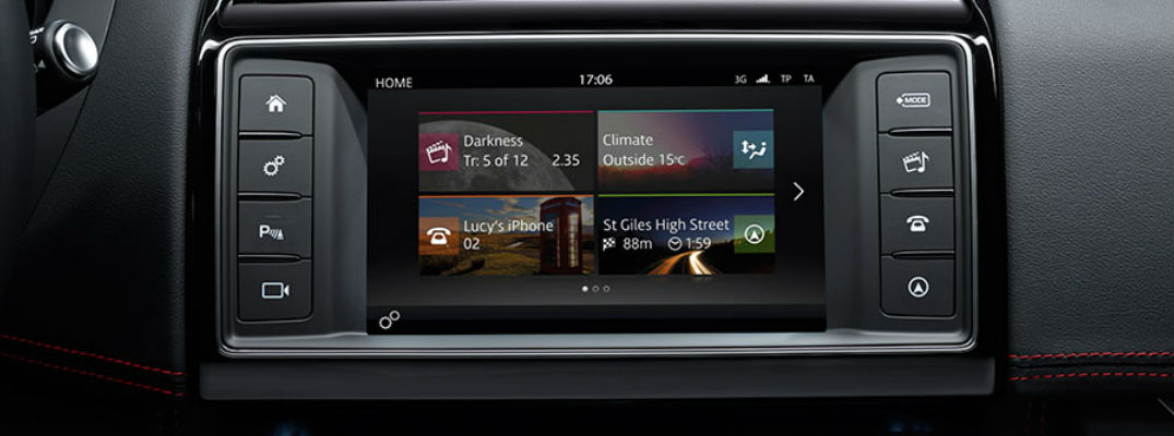 Learn How To Use the Jaguar InControl® Touch™ Infotainment System