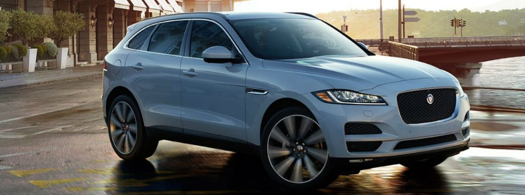 How Much Can The 2018 Jaguar F Pace Tow