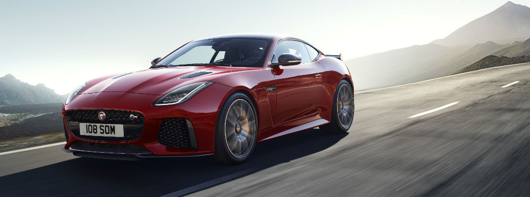 Redesigned Jaguar F-TYPE Employs Expanded Model Lineup, Updated Style and More Features