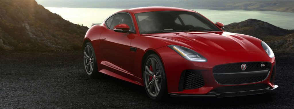 Mercedes Benz Boerne >> What Are the 2018 Jaguar F-TYPE SVR Performance Specs and Features?
