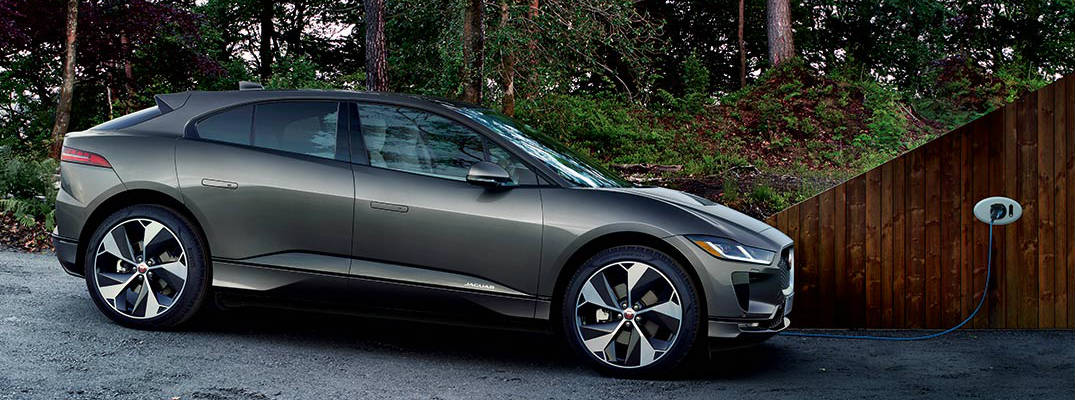 How Much Will the All-Electric Jaguar I-PACE Cost?