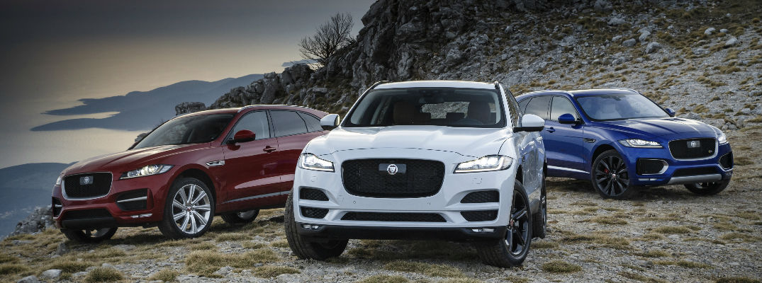 New Jaguar F-PACE Upgrades Performance, Safety and Technology