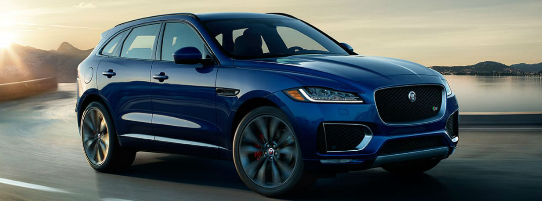 Jaguar F-PACE is the Perfect Combination of Luxury, Performance and Safety
