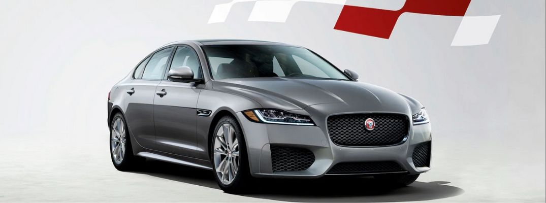 Updated 2020 Jaguar XF Adds a Checkered Flag Edition to the Lineup