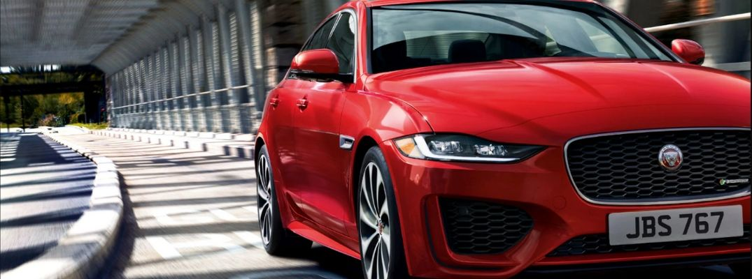 Next-Generation 2020 Jaguar XE Features Powerful Arsenal of Engine Options