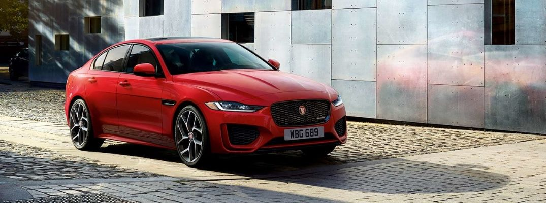 All-New, Redesigned 2020 Jaguar XE Available in 12 Exterior Colors at Jaguar Boerne