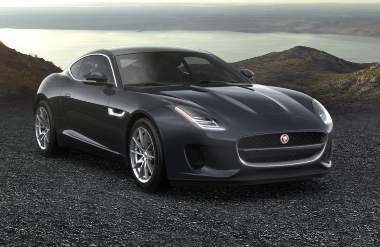 2020 Jaguar F-Type Bosphorous Grey