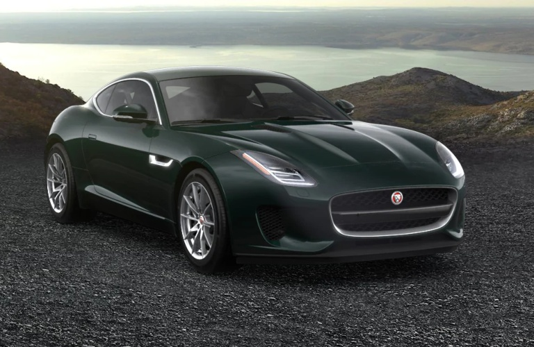 2020 Jaguar F-Type British Racing Green #5
