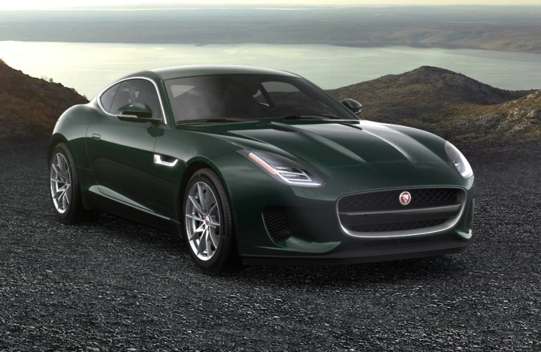 2020 Jaguar F-Type British Racing Green