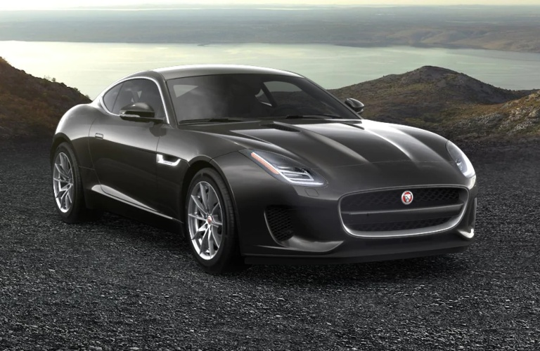 2020 Jaguar F-Type Carpathian Grey