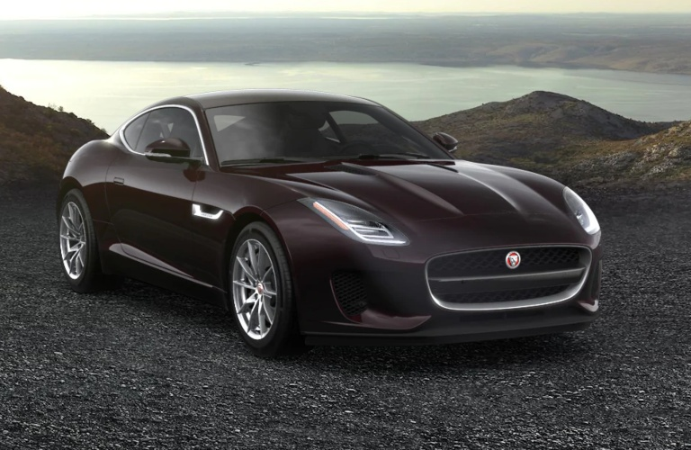 2020 Jaguar F-Type Desire Red