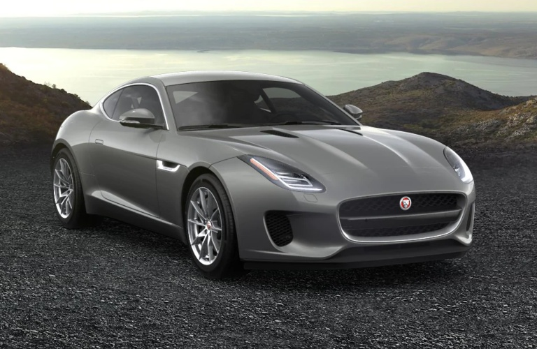 2020 Jaguar Eiger Grey