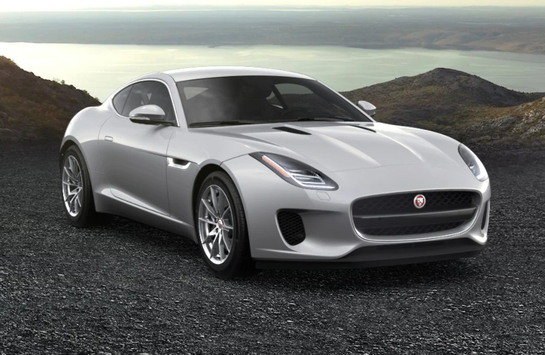 2020 Jaguar F-Type Ethereal Silver