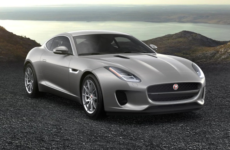 2020 Jaguar F-Type Flux Grey