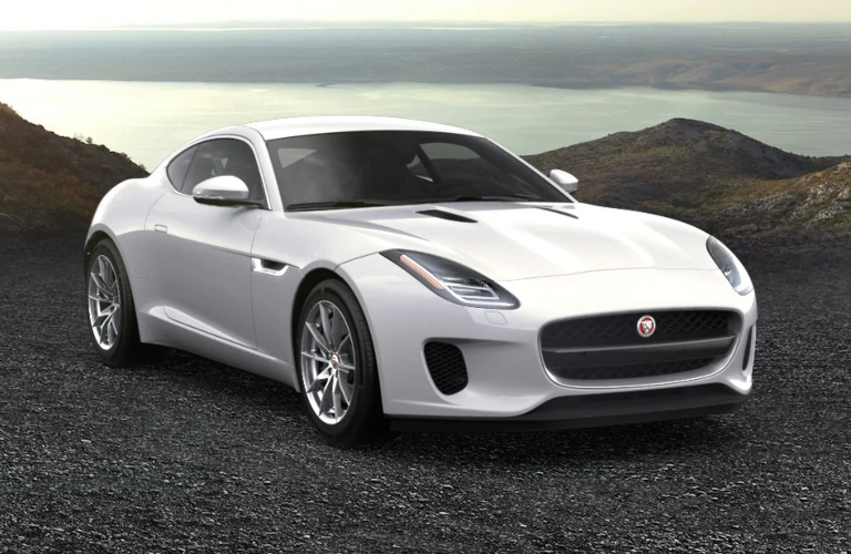 2020 Jaguar F-Type Fuji White