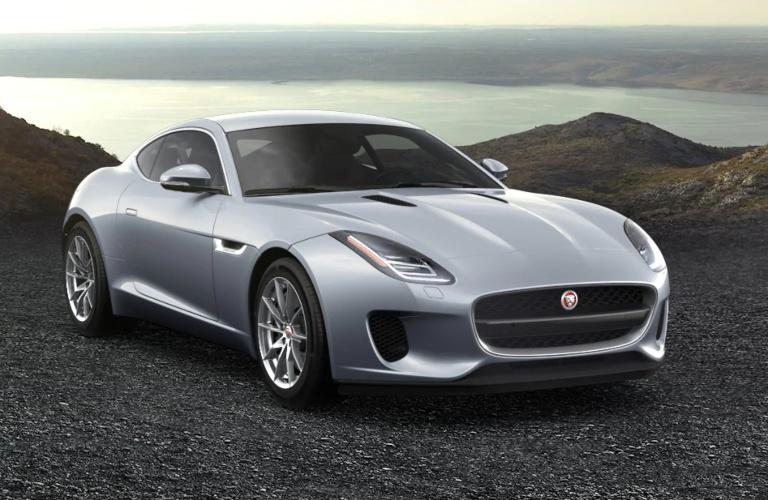 2020 Jaguar F-Type Indus Silver