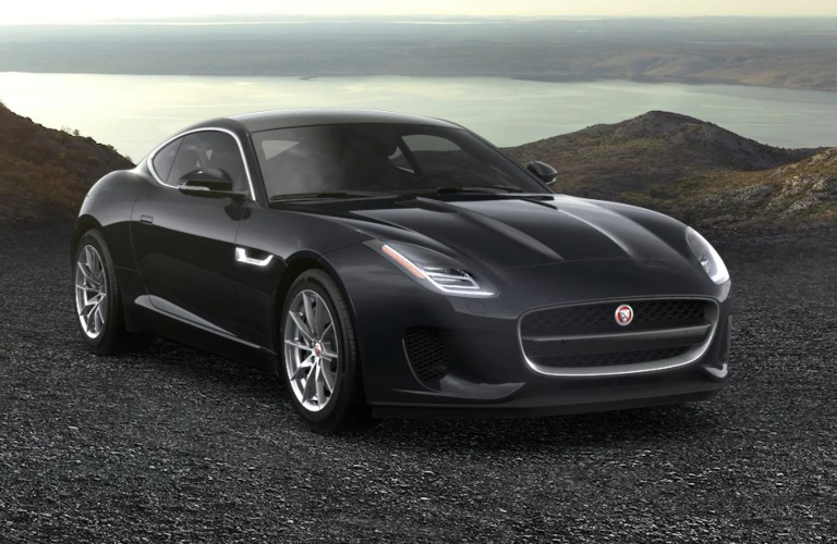 2020 Jaguar F-Type Ligurian Black