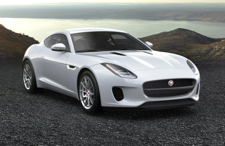 2020 Jaguar F-Type Meribel White