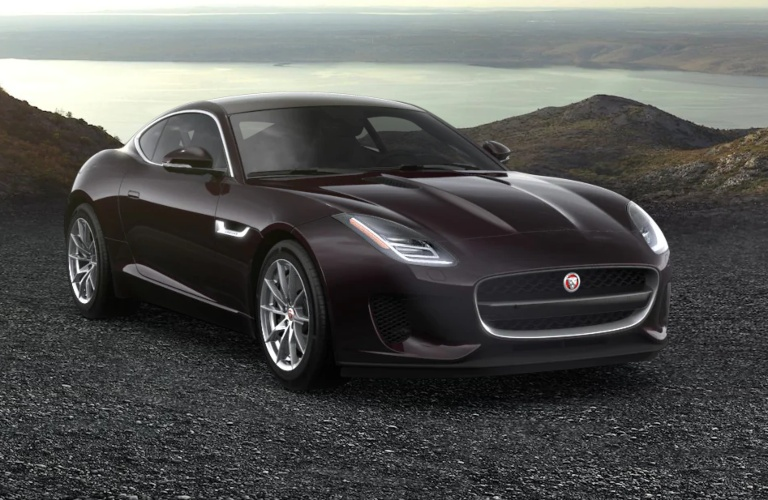 2020 Jaguar F-Type Mescalito Black