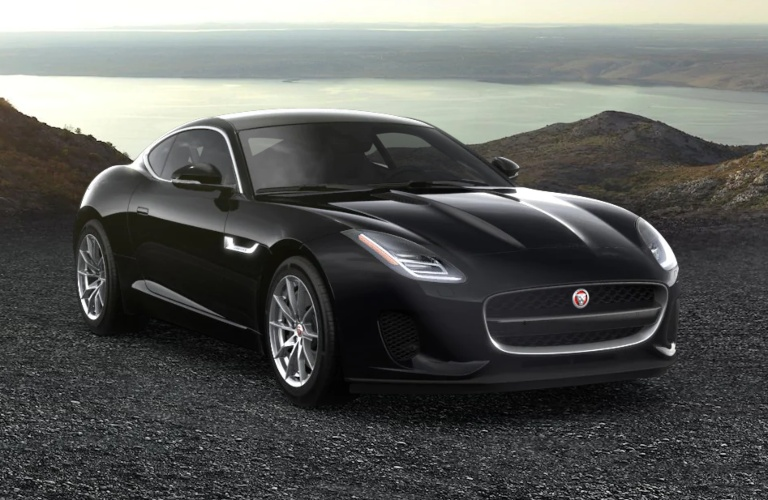 2020 Jaguar F-Type Narvik Black