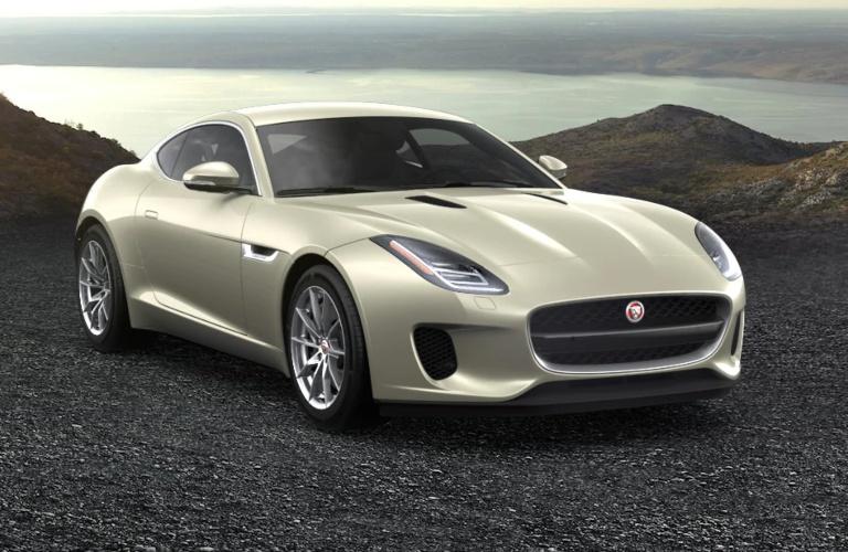 2020 Jaguar F-Type Rio Gold